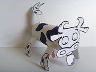 20 best vaches images on pinterest cow arts plastiques and crafts for kids - Photo vache rigolote ...