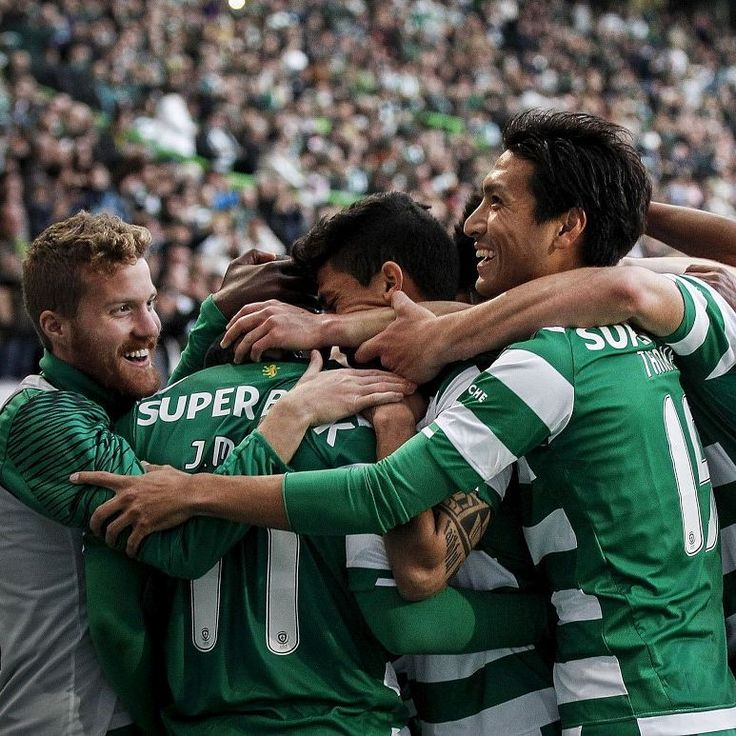 Feliz dia da amizade, Sportinguistas! #FriendshipDay