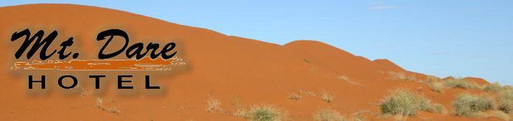 Mt Dare Hotel - Track Conditions, Inc Simpson Desert