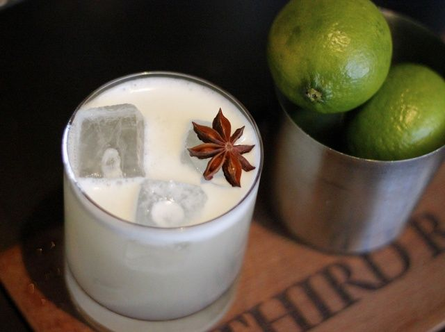 How to Make Third Rail's Asian Pear & Tequila Cocktail Recipe - Snapguide