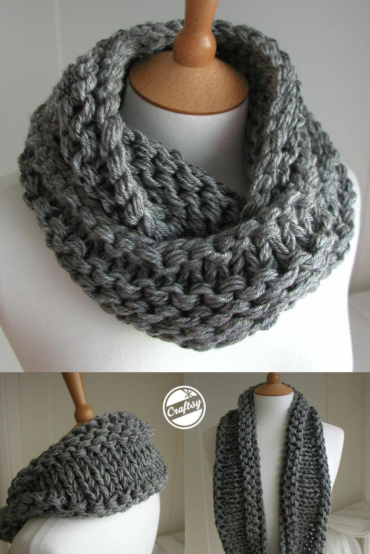 265 best crochet scarves images on pinterest ponchos free the chunky entrelac scarf really makes a statement download the free pattern work it bankloansurffo Gallery