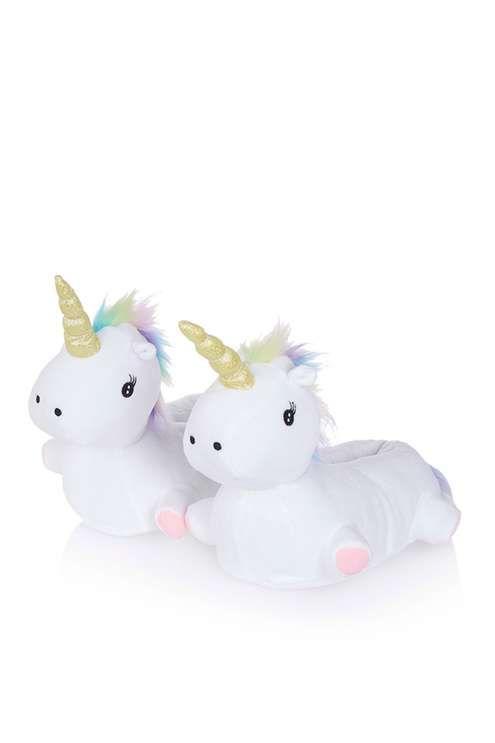 Toy Unicorn Slippers