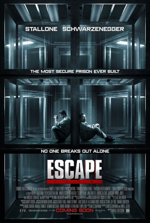 Watch Escape Plan HD Trailer 2013 Sylvester And Arnold Movie HD - Download ur Movies Online