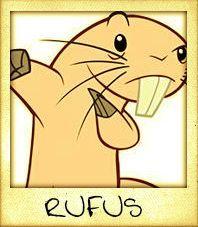 Rufus - Kim Possible - Hufflepuff