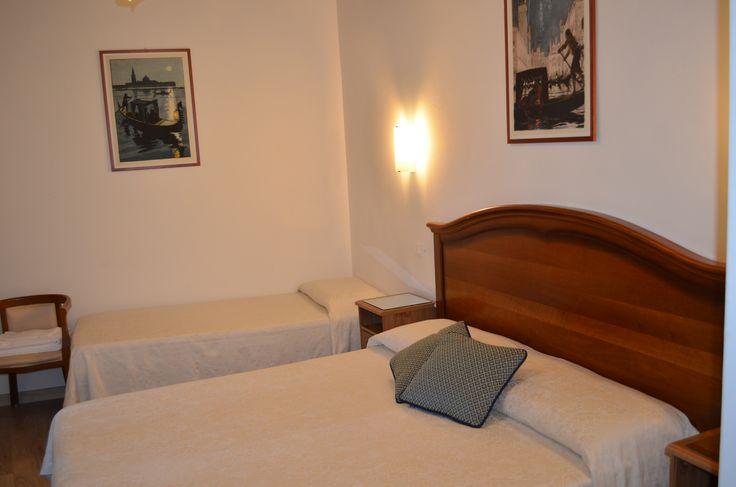 Our quiet room. #hotelsansamuele #venice