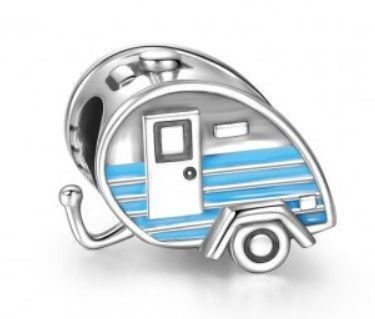 Travel Trailer Charm – TeardropShop.com