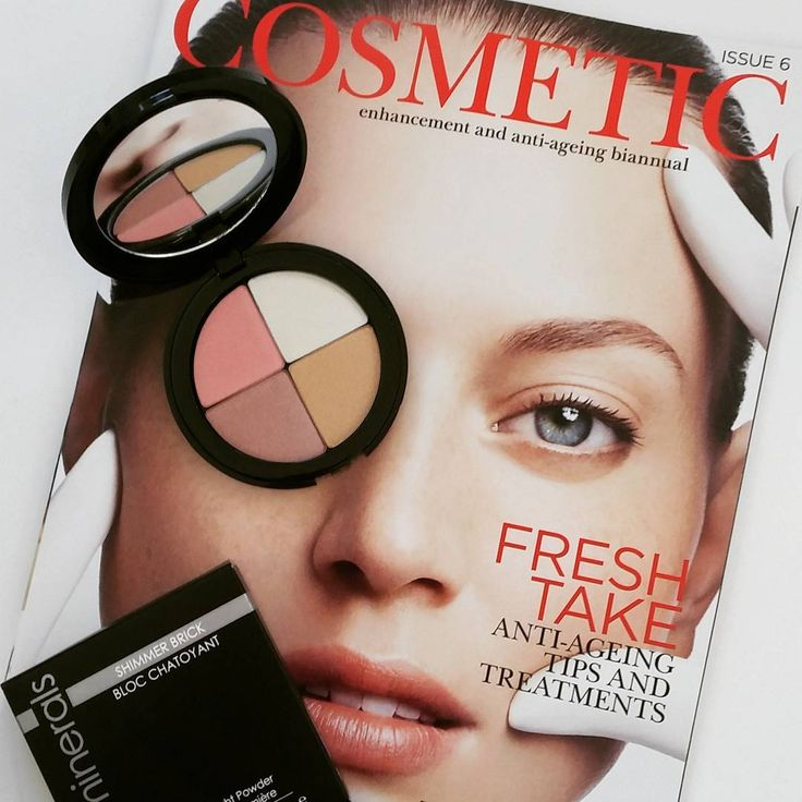 """""""Keep your look fresh with a fun, experimental approach & be daring"""" says Lloyd Simmonds, the International Creative Director of Make-up for YSL. Check out this months issue of Vogue Cosmetic enhancement, which features glō minerals Shimmer Brick in Gleam. @vogueaustralia #lloydsimmonds #ysl #beauty #makeup #cosmetic #bodyandsoul #vogue #voguemagazine #gloaustralia #glominerals #glomineralsmakeup #glo #shimmer #shimmerbrick #gleam #luster #beautytip #musttry"""