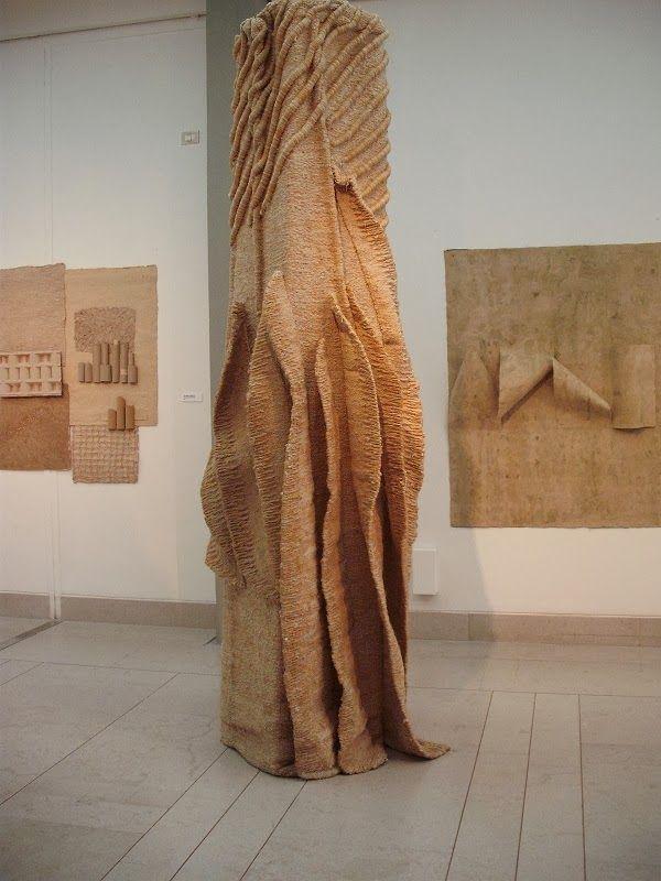 Jagoda Buic_Fiber art_Textile sculpture_Croatian artist