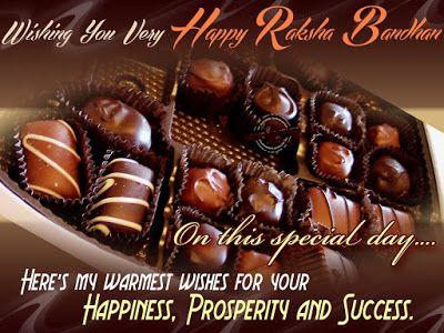 Shayari Urdu Images: Happiness on happy raksha bandhan image