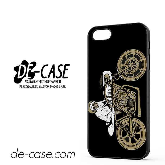 Pugs Ride A Bike DEAL-8969 Apple Phonecase Cover For Iphone SE Case