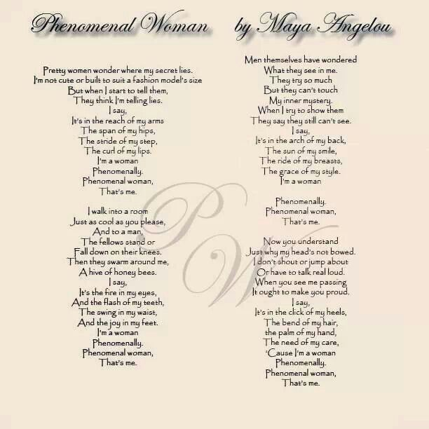 Maya Angelou Quote People Will For Get: Phenomenal Woman Quotes. QuotesGram