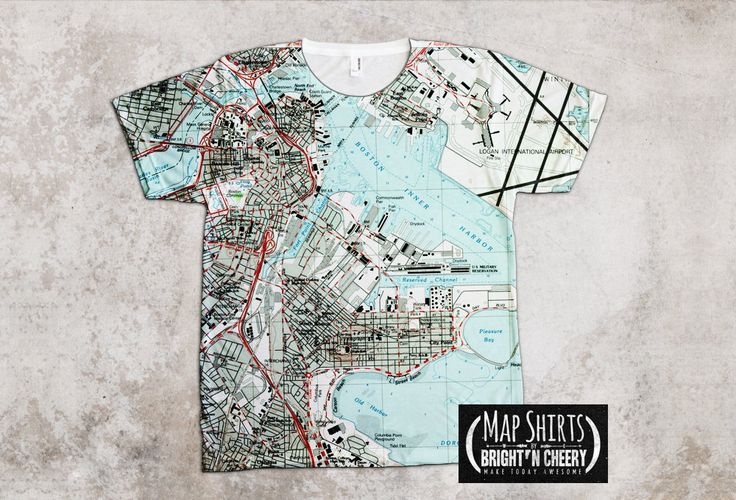 Boston Vintage Map Shirt, I love boston all over print tee, boston gift, unique t shirt cool graphic tee boston pride t shirt by MapShirts on Etsy https://www.etsy.com/listing/243671826/boston-vintage-map-shirt-i-love-boston