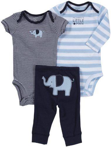 Carter's Boys 3-piece Bodysuit Pants Set (Newborn, Light Blue) Carter's http://www.amazon.com/dp/B00CQ4E9WI/ref=cm_sw_r_pi_dp_k3gJtb14NS2PHM0E