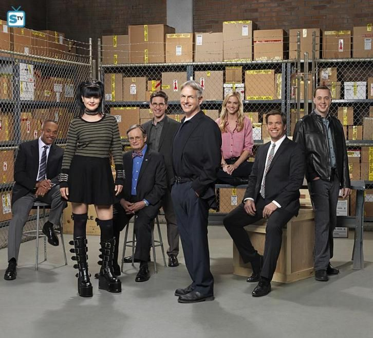 My favorite show. I still miss Ziva though. NCIS - Season 13 and I miss her, too