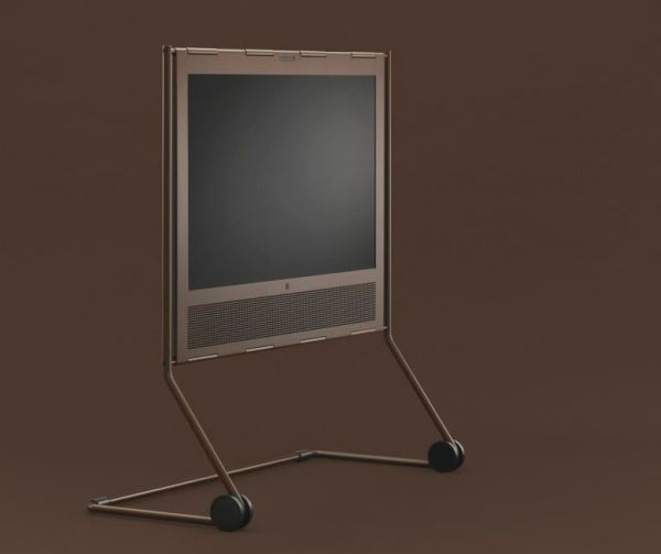 Bang & Olufsen BeoPlay V1 Havana LED TV with integrated movable stand_9