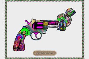 "Ринго Старр, ""Knot For Violence (Left Gun)"" (2012 год)"