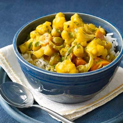 chickpea and vegetable stew indian foods indian recipes chickpea ...