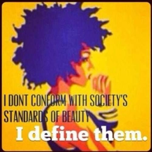 THIS IS EXACTLY WHAT I INTEND TO INGRAIN INTO MY 3 CURLY GIRLIES' BEAUTIFUL HEADS <3 -AK natural hair | Tumblr