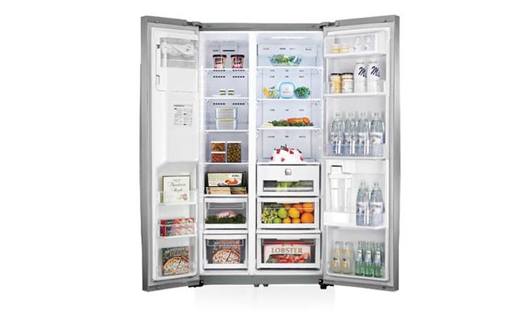 Refrigerators - GC-L247ENSL - LG Electronics Australia