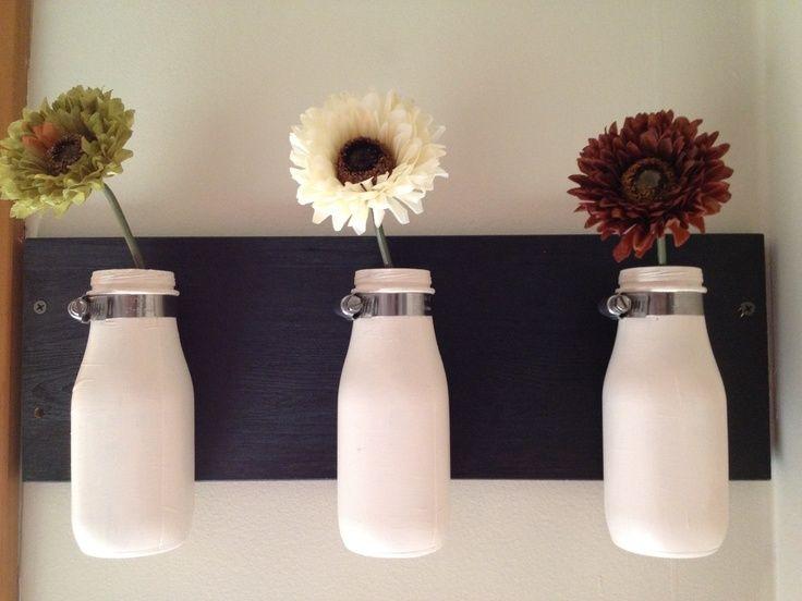 Reusing Starbucks Glass Bottles | Reusing Starbucks frap jars