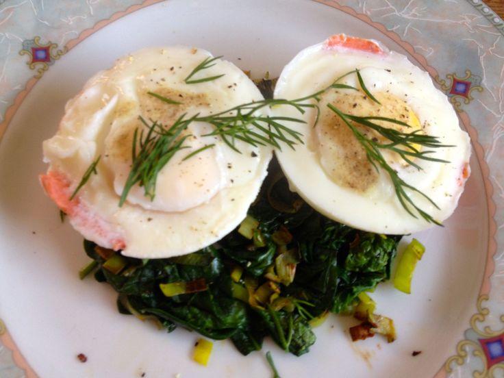 1000+ ideas about Eggs Florentine on Pinterest   Eggs, Egg ...