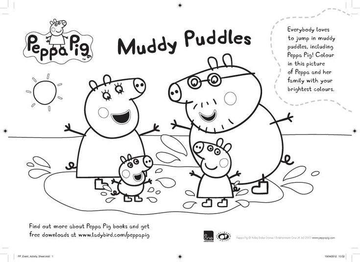 peppa pig birthday coloring pages how do i print this