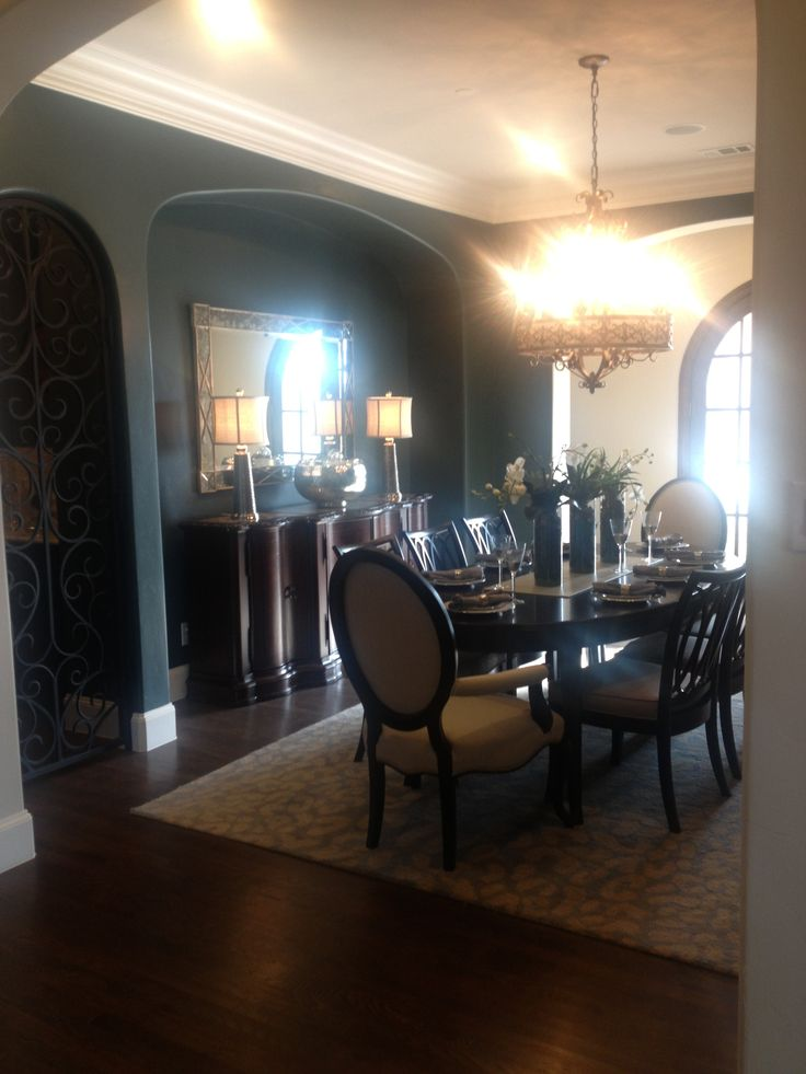 Standard Pacific Home Dining Room Frisco TX