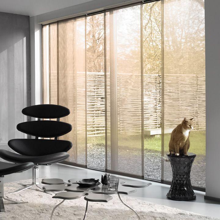 Paneelgordijnen zijn heel stijlvol voor schuifpuien, openslaande deuren en voor grote, hoge ramen. Het grootse effect dat een paneelgordijn creëert voor je raam is sensationeel. Paneelgordijnen zijn verkrijgbaar bij Decorette Maassluis in meer dan 350 prachtige stofkleuren. Stel zelf jouw unieke paneelgordijn samen, door verschillende paneelstoffen en/of kleuren in één paneelgordijn te combineren. Bovendien kun …