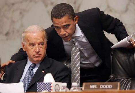 Vice President Joe Biden & President Obama