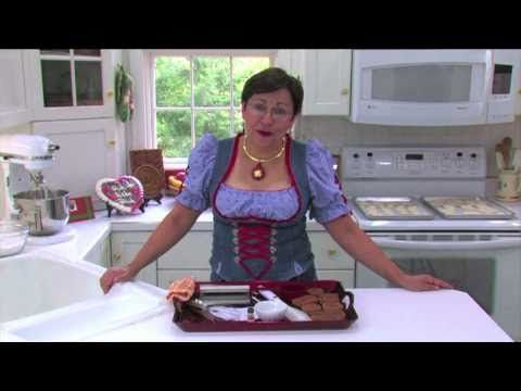▶ Making Springerle Cookie Dough by Springerle Joy™ - YouTube