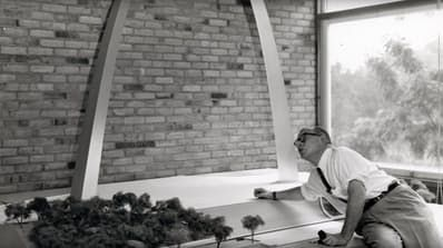 Must-See Design TV: Eero Saarinen Documentary Airing 12/27 on PBS — Design News | Apartment Therapy