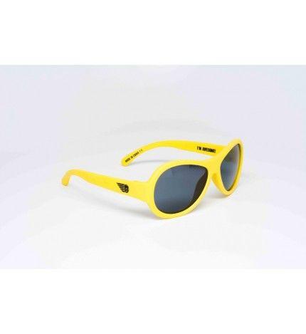 Babiators Okulary Classic Hello Yellow