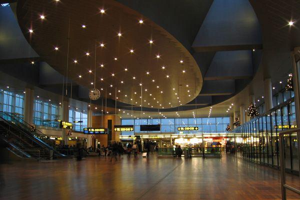 コペンハーゲン国際空港