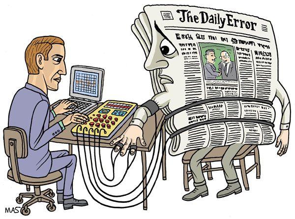 Resultado de imagen para periodismo tradicional