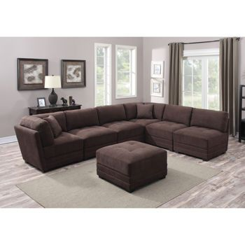 106 best images about living room ideas on pinterest for Taylor 7 piece modular sectional sofa