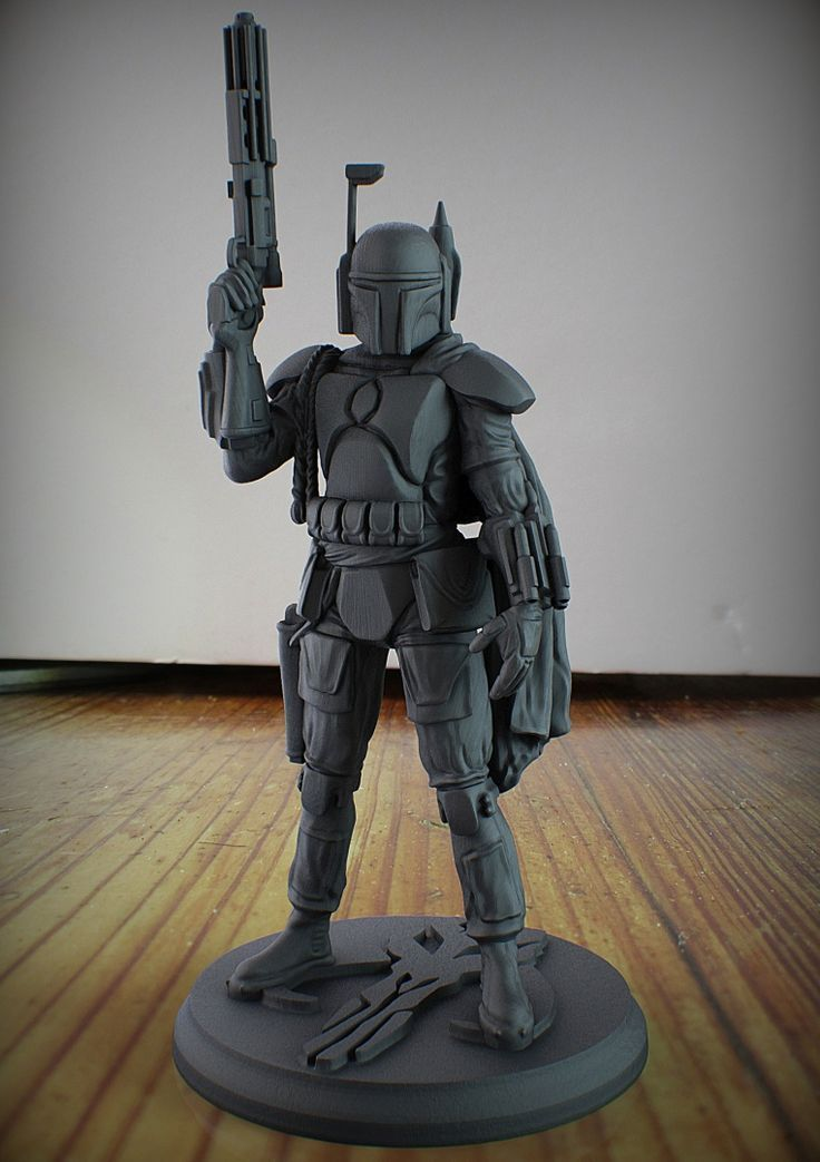 23 Super Cool Star Wars Items From The 3d Printer 3d Make 7 2
