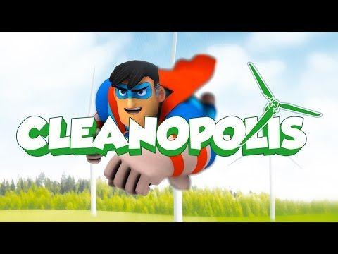 Cleanopolis, le jeu mobile pour éduquer les jeunes au changement climatique - Ludovia Magazine