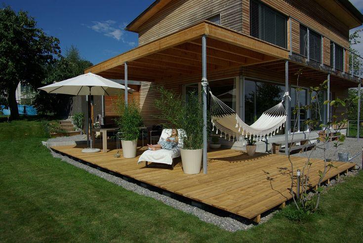 17 sitzplatz im garten pinterest hof hochbeet selber bauen querbeet. Black Bedroom Furniture Sets. Home Design Ideas