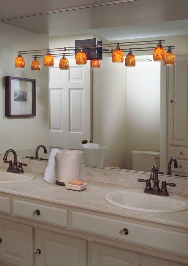 107 Best Bathroom Lighting Over Mirror Images On