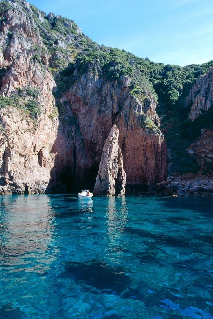 Calanques de Piana, Corsica dream 1