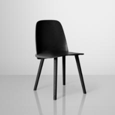 Muuto - Nerd Chair Black