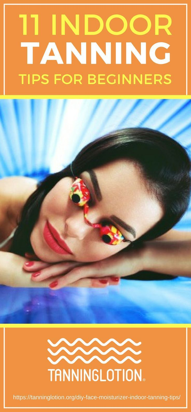 how to use a tanning bed safely