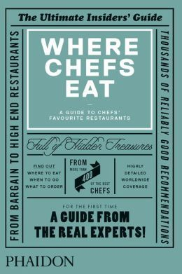I use this book and gift this book. A serious guide for foodie driven info all over the world.