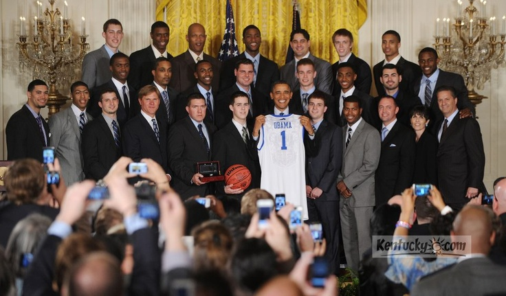 Greatness with the commander in chief