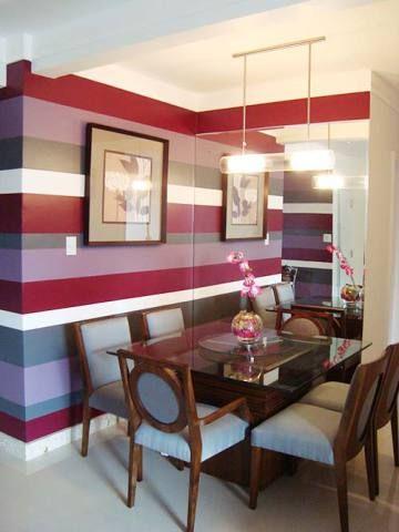 Sala de jantar projetado por Priscila Matsuda.
