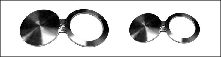 Stainless Steel Spectacle Blind Flanges in Jordan, SS Spectacle Blind Flanges Exporter in Mumbai
