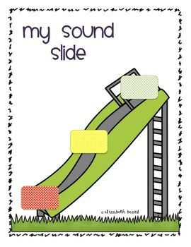 Sound Slide FREEBIE-Great for Phonemic Awareness Activities!