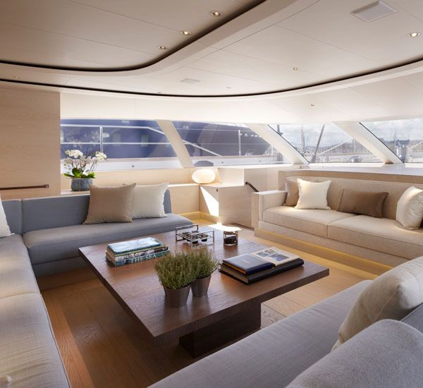 17 best ideas about yacht interior on pinterest luxury for Interior boat designs