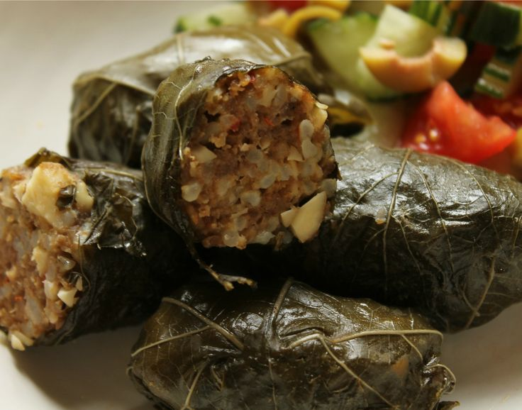 how to make dolmades recipe