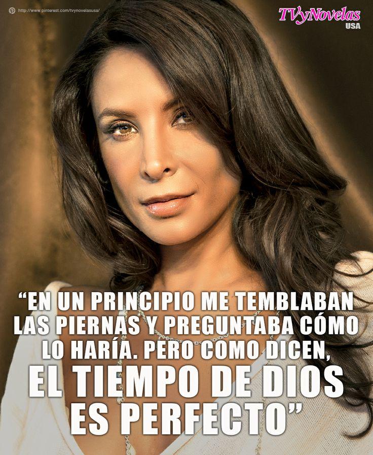 Lorena Rojas Las Frases De Los Famosos Que Se Destacan